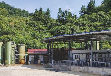 湖南垃圾渗滤液提量改造项目(145M³/D+200M³/D)