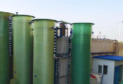天津垃圾中转站处理项目(30M³/D)