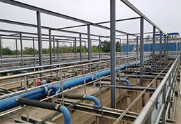 垃圾发电厂垃圾堆酵渗滤液