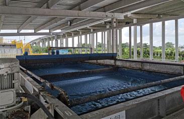 喷涂、印染废水处理