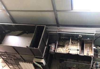 天津东丽区垃圾中转站压滤液达标处理项目