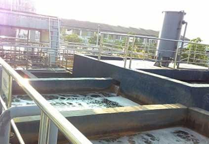 深圳绿达危废废液处理场废液处理系统改造项目